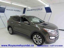 2013 Hyundai Santa Fe 2.0T SE