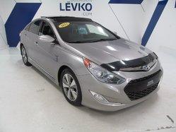 Hyundai Sonata Hybrid LIMITED  2012