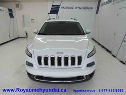 2014 Jeep Cherokee 4DR 4WD LIMI