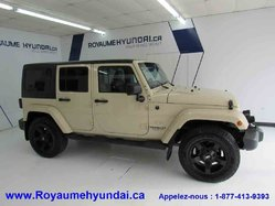 2011 Jeep Wrangler Unlimited 4 dr