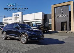 Lincoln MKX Reserve / TOIT / CUIR / GPS  2018