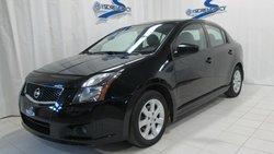 2012 Nissan SENTRA/S/SR/SL