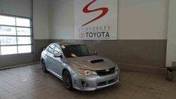 2013 Subaru Impreza WRX 4DR SDN WRX