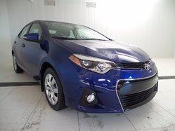Toyota Corolla S - DÉMARREUR À DISTANCE INCLUS!  2014