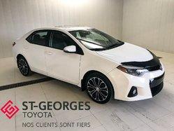Toyota Corolla SPORT, TOIT OUVRANT  2014