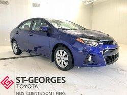 Toyota Corolla S,GARANTIE PROLONGÉE  2015