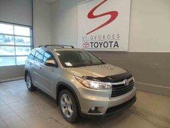 2015 Toyota Highlander AWD Limited