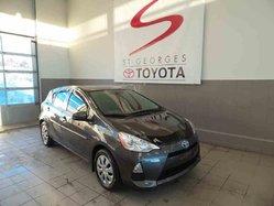 2014 Toyota Prius C Hybride