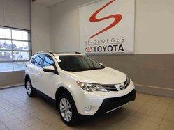 2013 Toyota RAV4 AWD Limited