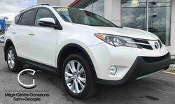 Toyota Rav4 AWD Limited  2013