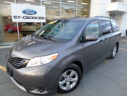 2016 Toyota Sienna MAGS 7 PASSAGERS