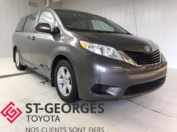 Toyota Sienna LE 8 PASSAGERS, DVD  2014