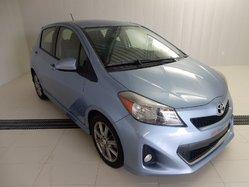 2014 Toyota YARIS HATCHBACK 5 PTES SE 4A