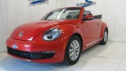 2016 Volkswagen BEETLE CONVERTIBLE TRENDLINE AUTOMATIQUE, BLUETOOTH, BAS KM