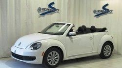 2014 Volkswagen BEETLE DECAPOTABLE 2.5L COMFORTLINE, BAS KM!!!!