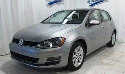 2015 Volkswagen GOLF COMFORTLINE TDI 2.0