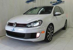 2013 Volkswagen Golf GTI CUIR, GPS, BAS KM