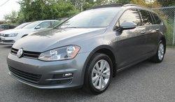 2015 Volkswagen GOLF SPORTWAGEN COMFORTLINE TDI 2.0