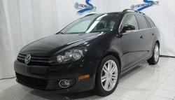 2011 Volkswagen GOLF SPORTWAGEN TDI