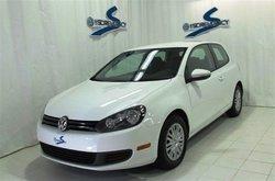 2013 Volkswagen GOLF MANUELLE, RARE!!!! TRENDLINE