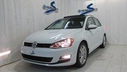 2015 Volkswagen Golf HIGHLINE, 1.8 TSI, AUTOMATIQUE