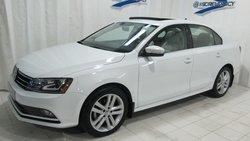 2015 Volkswagen JETTA HIGHLINE 1.8TSI HIGHLINE