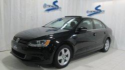 2014 Volkswagen JETTA COMFORTLINE 1.8 TSI AUTOMATIQUE TOITOUVRANT!!!