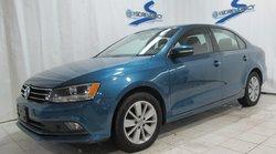 2015 Volkswagen JETTA TRENDLINE PLUS TDI 2.0