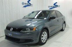 2013 Volkswagen JETTA TRENDLINE + COMFORTLINE