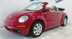 2010 Volkswagen New Beetle Comfortline