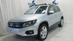2014 Volkswagen TIGUAN COMFORTLINE 2.0TSI ENS. SPORT, COMFORTLINE, TOIT PANO