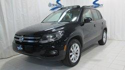 2014 Volkswagen TIGUAN COMFORTLINE 2.0TSI 4MOTION COMFORTLINE JAMAIS ACCIDENTÉ!!!