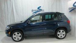 2013 Volkswagen Tiguan 2.0T COMFORTLINE AUTOMATIC 4MOTION ENS. SPORT, TOIT PANO