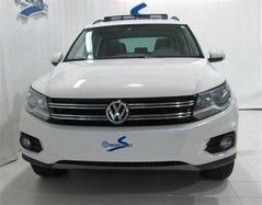 2013 Volkswagen Tiguan 2.0T COMFORTLINE AUTOMATIC 4MOTION COMFORTLINE, TOIT PANO!!!