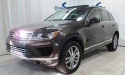 2015 Volkswagen TOUAREG EXECLINE V6