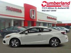 2014 Honda Civic Coupe EX  - Sunroof -  Bluetooth
