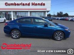 2014 Honda Civic Sedan EX  - Sunroof -  Bluetooth