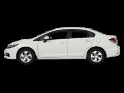2014 Honda Civic Sedan LX  - Bluetooth -  Heated Seats
