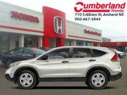 2014 Honda CR-V LX  - Bluetooth -  Heated Seats