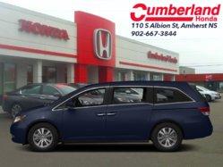 2015 Honda Odyssey EX-L W/NAVI  - Low Mileage