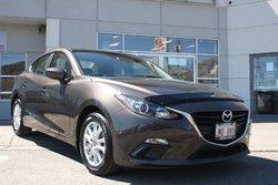 Mazda Mazda3 GS*PNEUS NEUF*CAMÉRA DE RECUL*RETOUR DE LOCATION!  2016