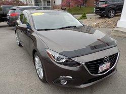Mazda Mazda3 2014 GT-SKY GARANTIE 16/09/2020 OU 120000KM EXP.  2014