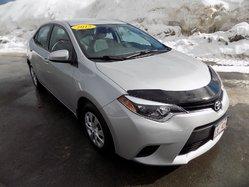 Toyota Corolla Base  Garantie  22/04/2020 exp.  2015