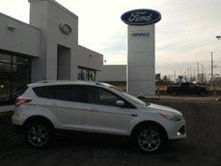 Ford Escape TITANIUM AWD  2014