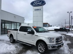 Ford F-150 LARIAT 502A  2017