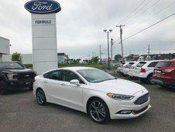 2017 Ford Fusion TIYANIUM