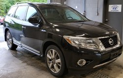 2014 Nissan Pathfinder Platnium