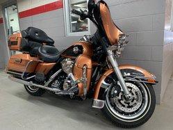 Harley Davidson Motorcycle FLHTC 1584 105E ANNIVERSAIRE CLASSIC  2008
