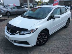 Honda Civic Sedan EX AC VITRES  TOIT OUVRANT  2015