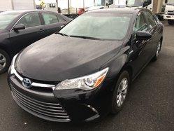 Toyota Camry Hybrid CERTIFIÉ LE AC VITRES CRUISE  2015